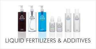 LIQUID FERTILIZERS & ADDITIVES