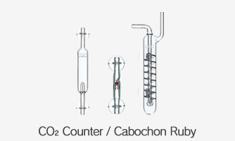 CO2 Counter / Check Valve