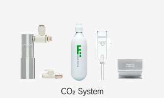 tanks / CO2 system