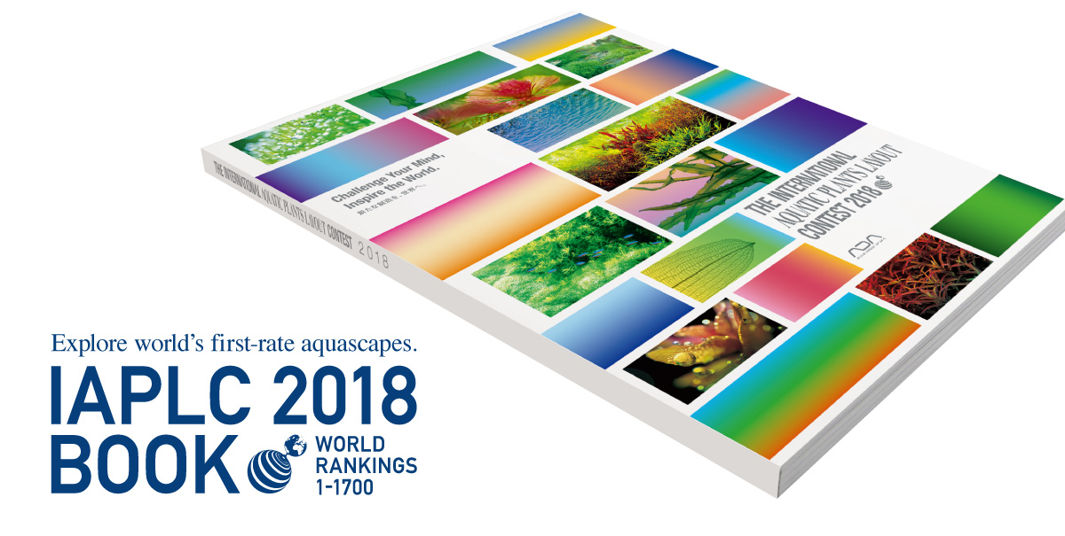 International Aquatic Plants Layout Contest 2018 Booklet