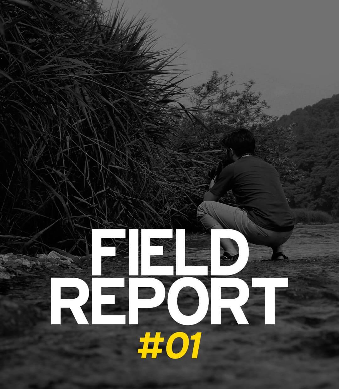 FIELD REPORT -新潟県北の川をめぐる旅-