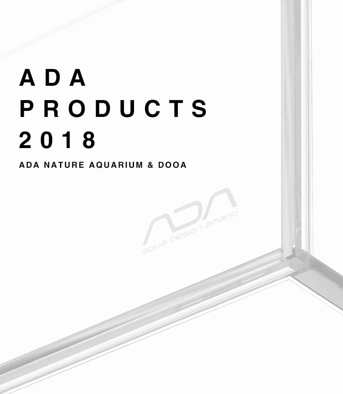 """年末年始は店頭へ """"ADA  PRODUCTS 2018"""""""