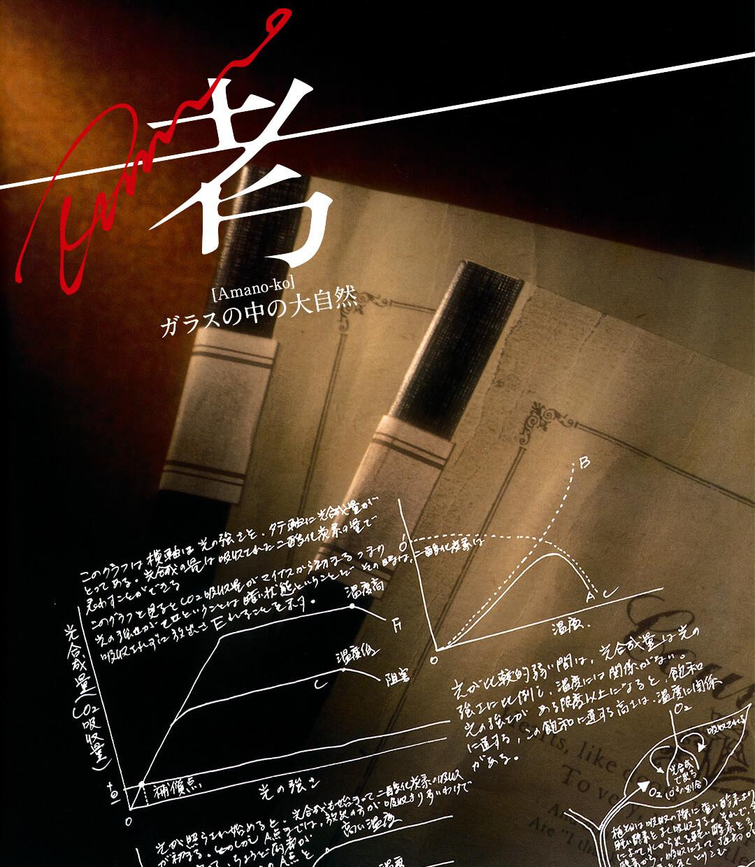 Amano考 —ガラスの中の大自然— 第8回