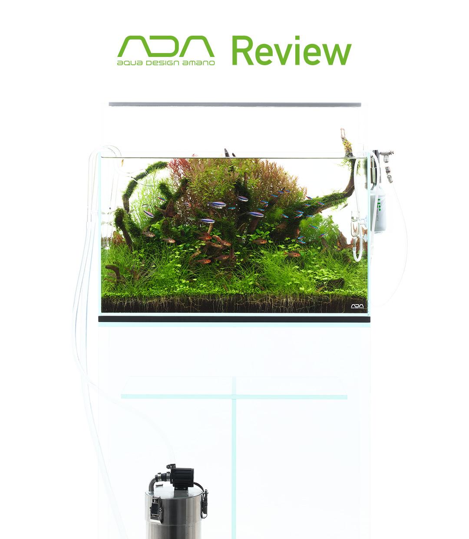 ADA Review 「基本の60㎝水槽システム」