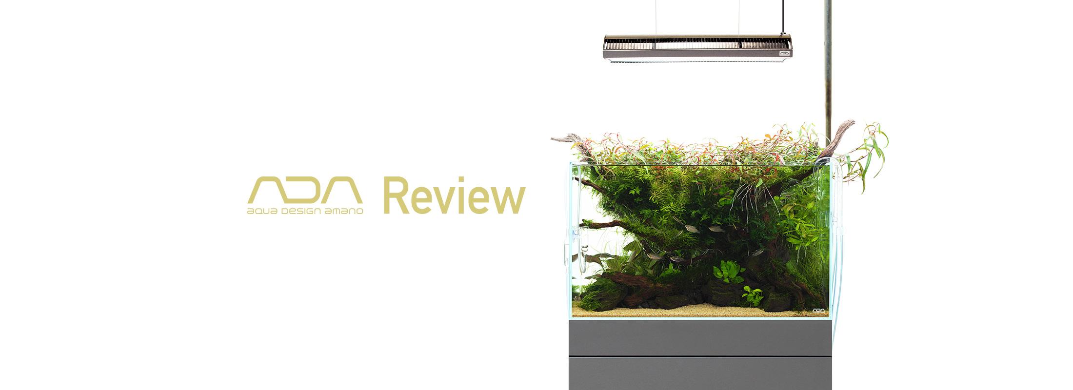 ADA Review 「一歩進んだ60㎝水槽システム」