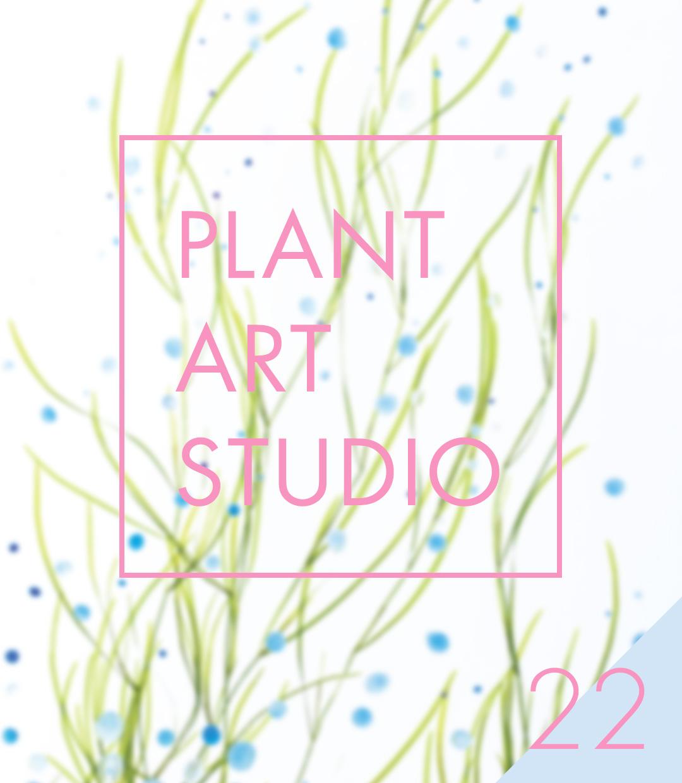 Plant Art Studio #22