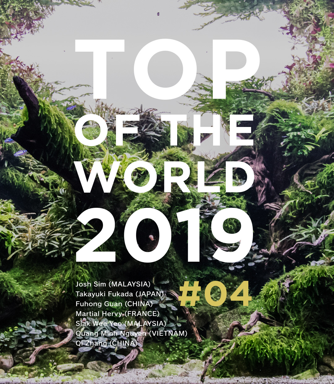 TOP OF THE WORLD 2019 #04