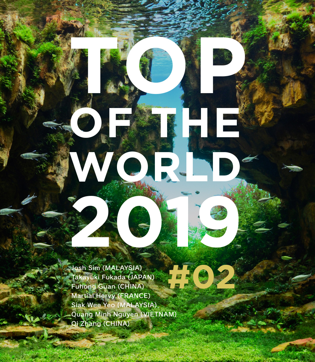 TOP OF THE WORLD 2019 #02