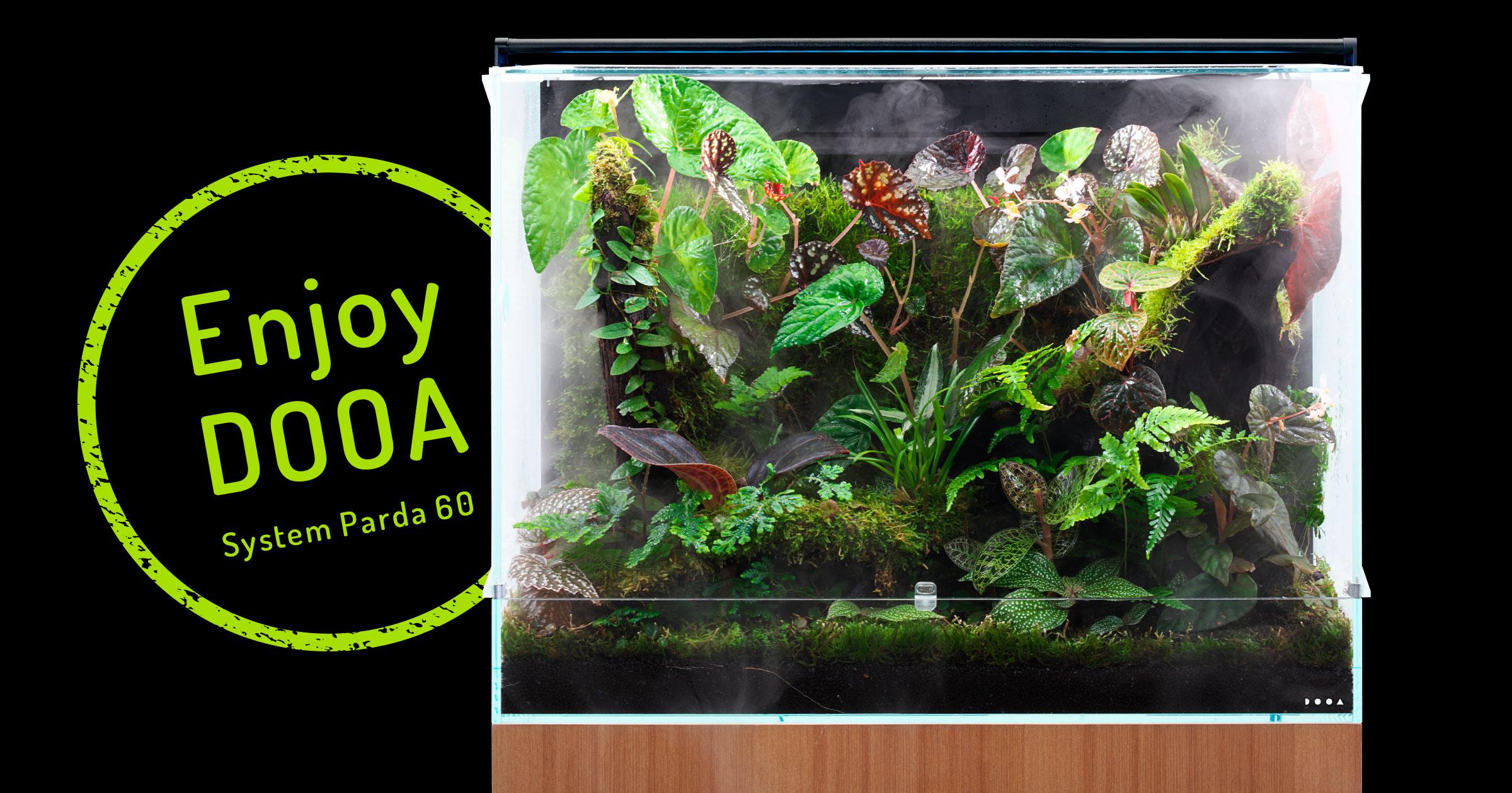 Enjoy DOOA 「システムパルダ60」