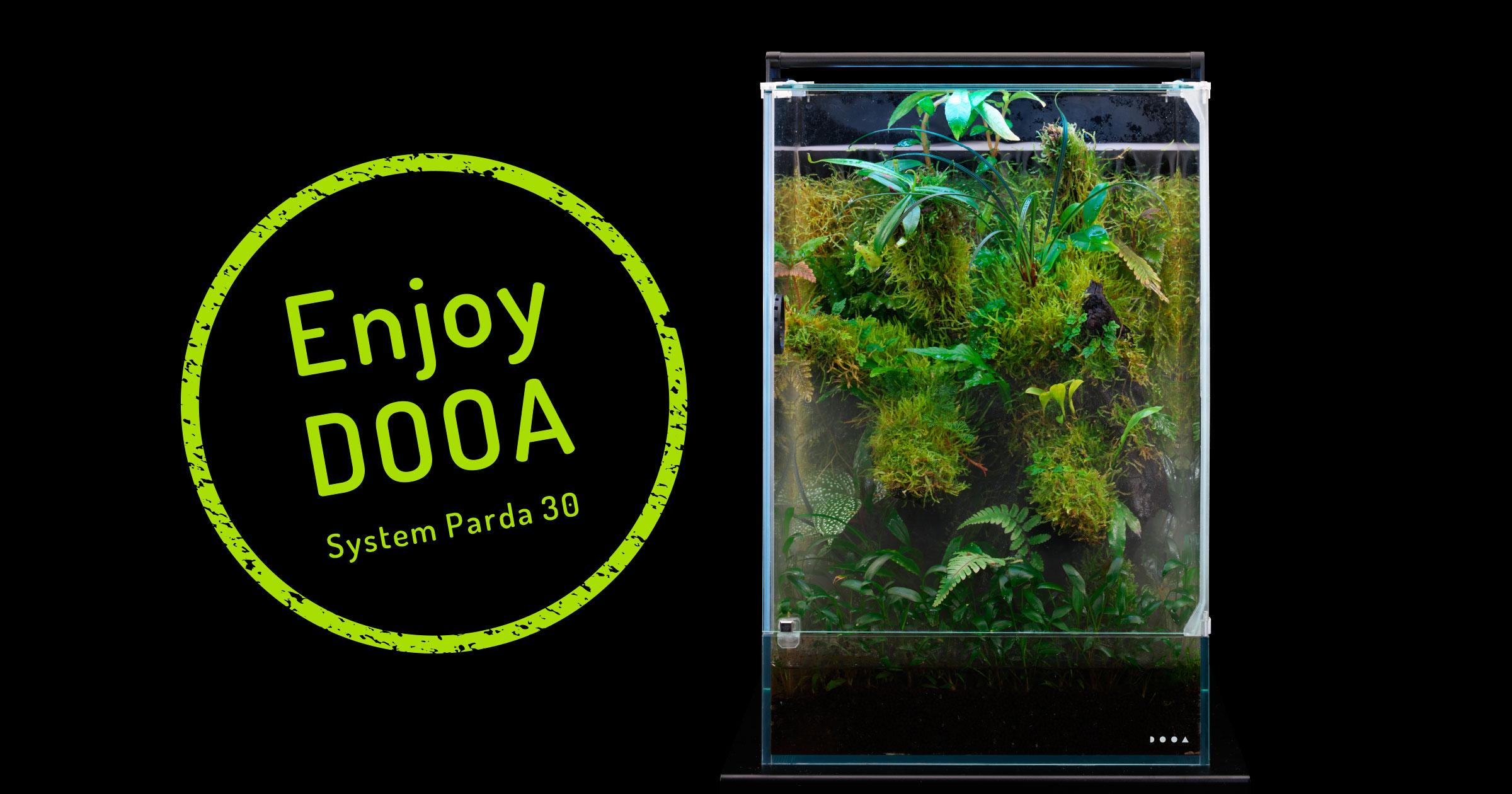 Enjoy DOOA 「システムパルダ30」