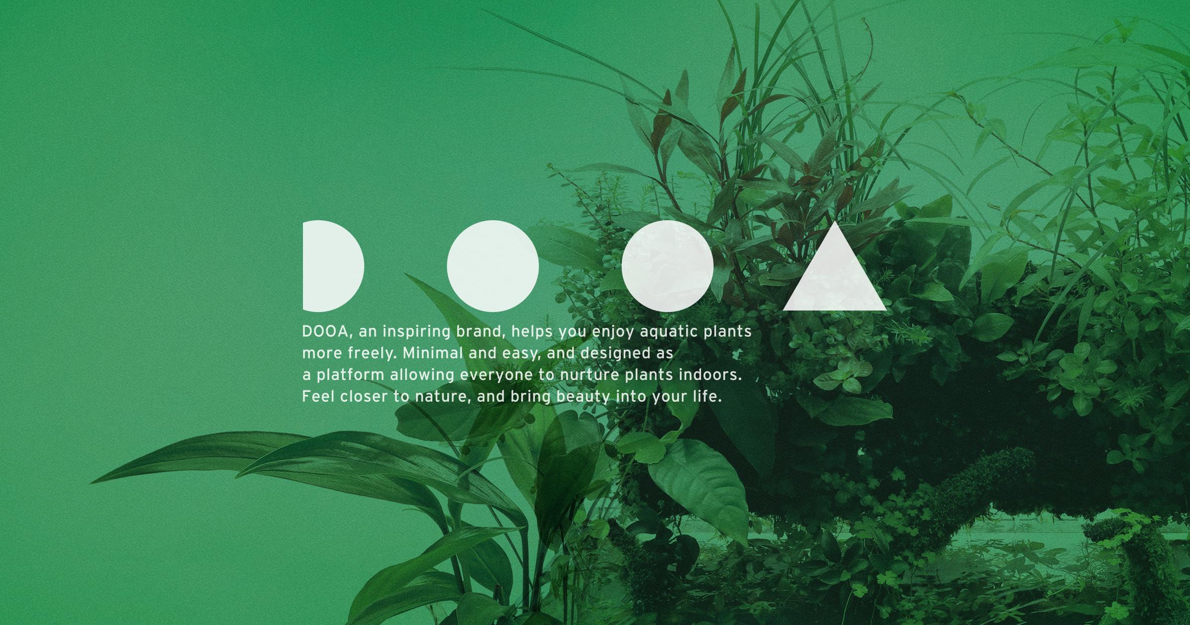 Launch of DOOA Brand Website New DOOA Website launched today.