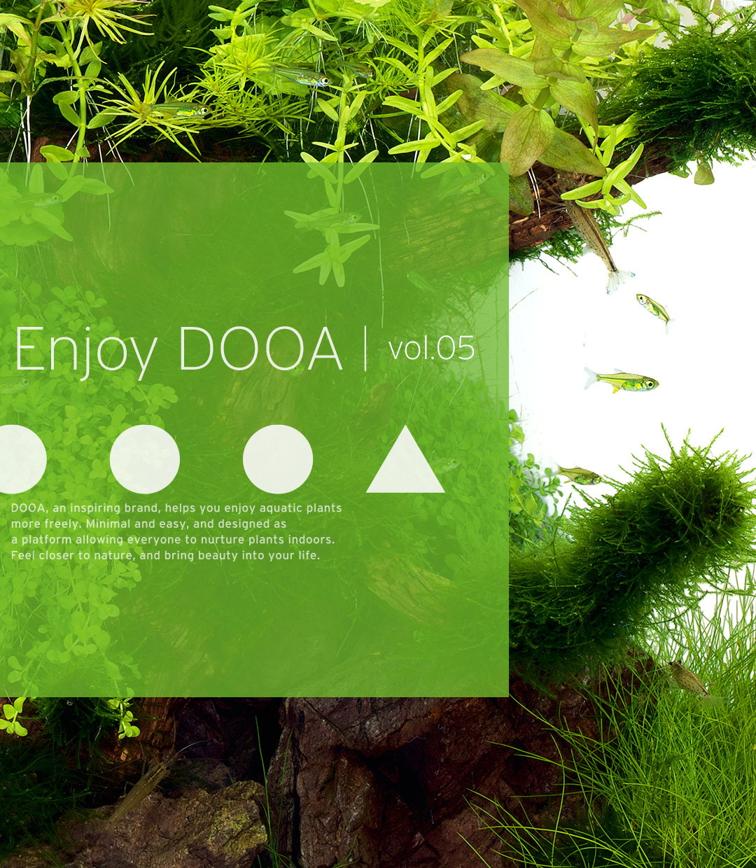 Enjoy DOOA vol.05 'SYSTEM AQUA 30'