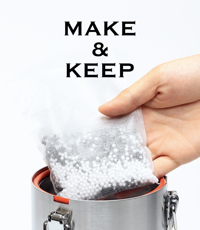 MAKE & KEEP 'AQUA CLEAN AC'