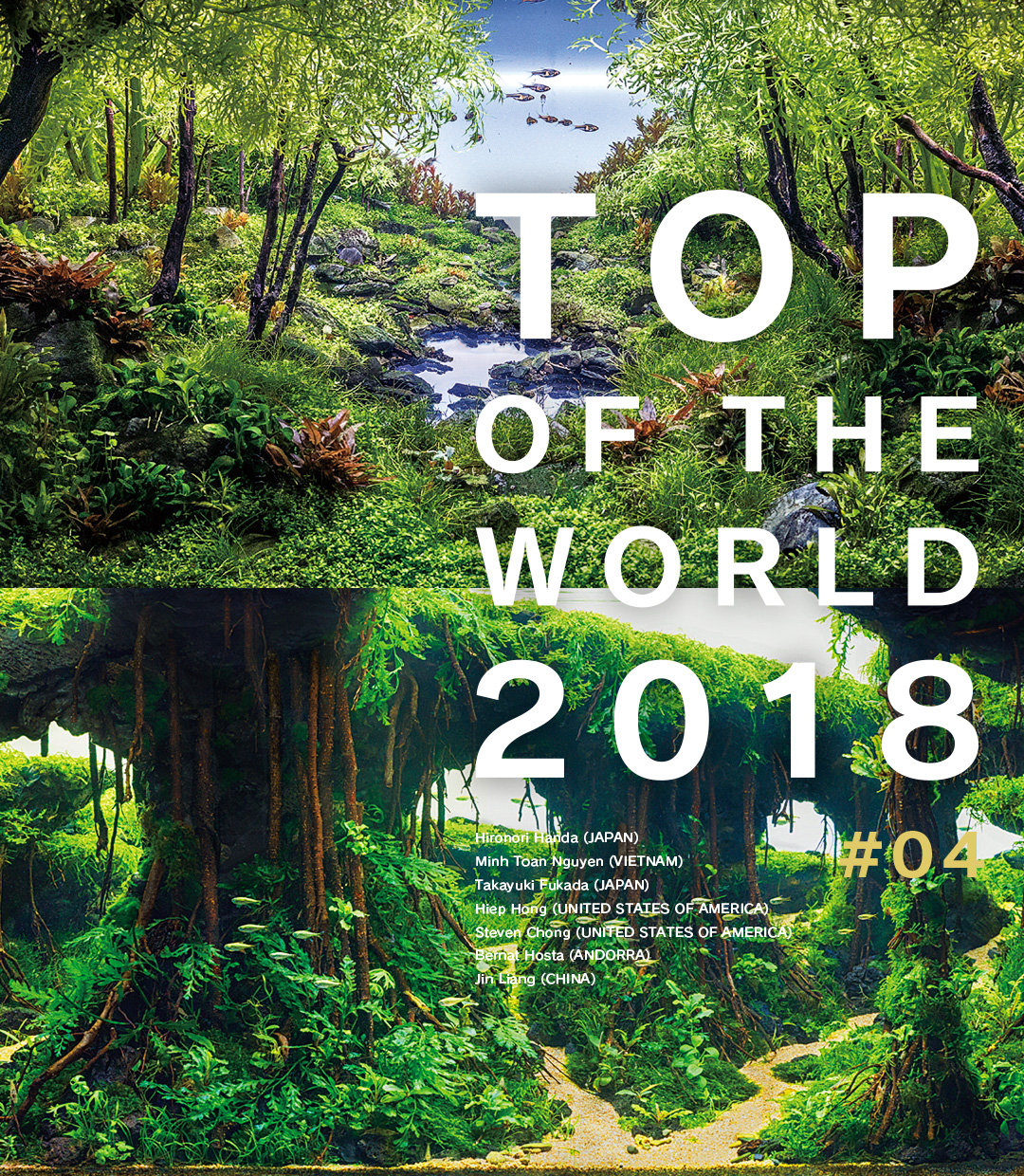 TOP OF THE WORLD 2018 #04