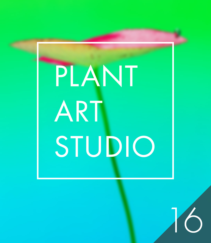 Plant Art Studio #16