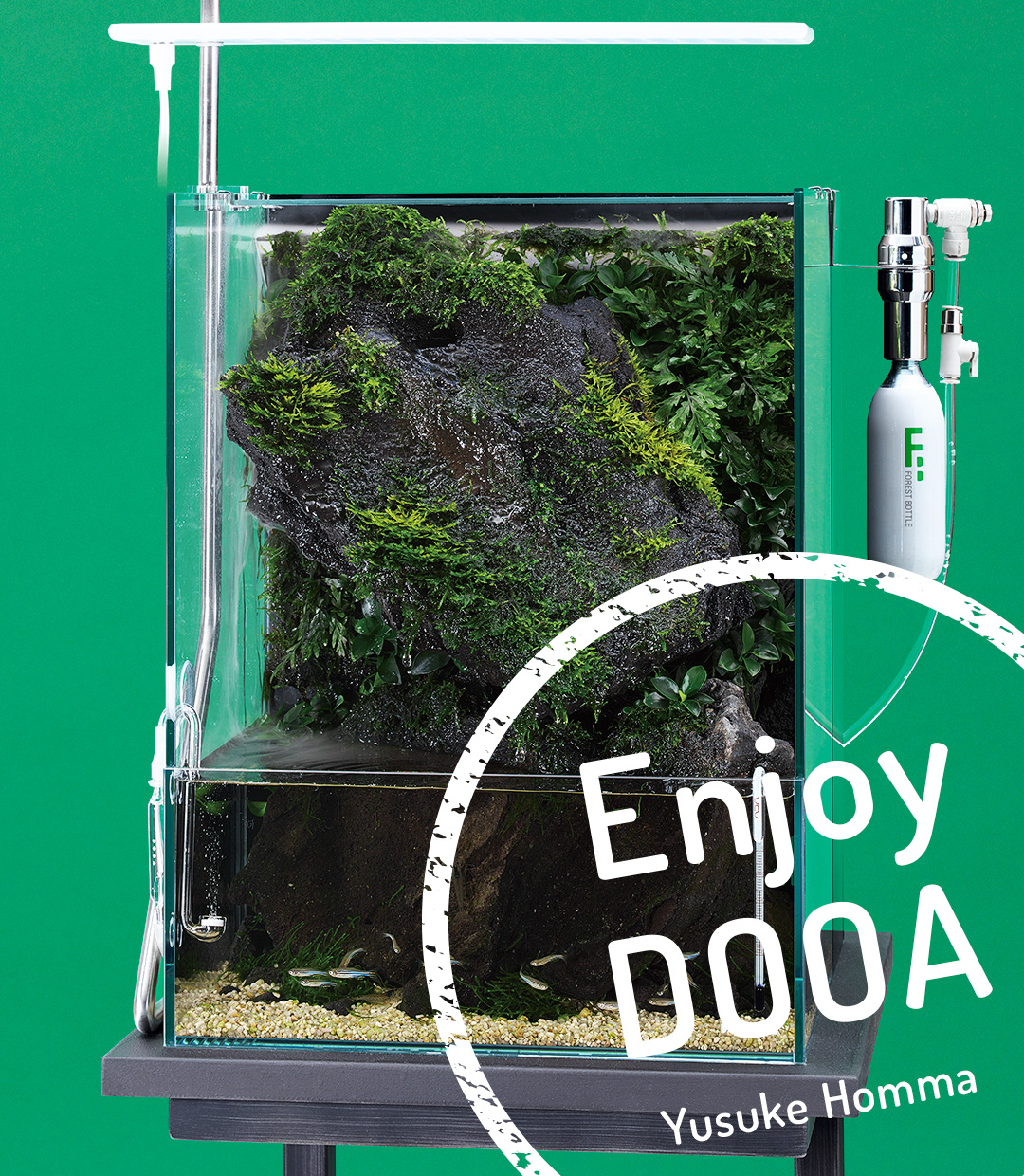 "Enjoy DOOA: The basis is ""to learn from nature."""