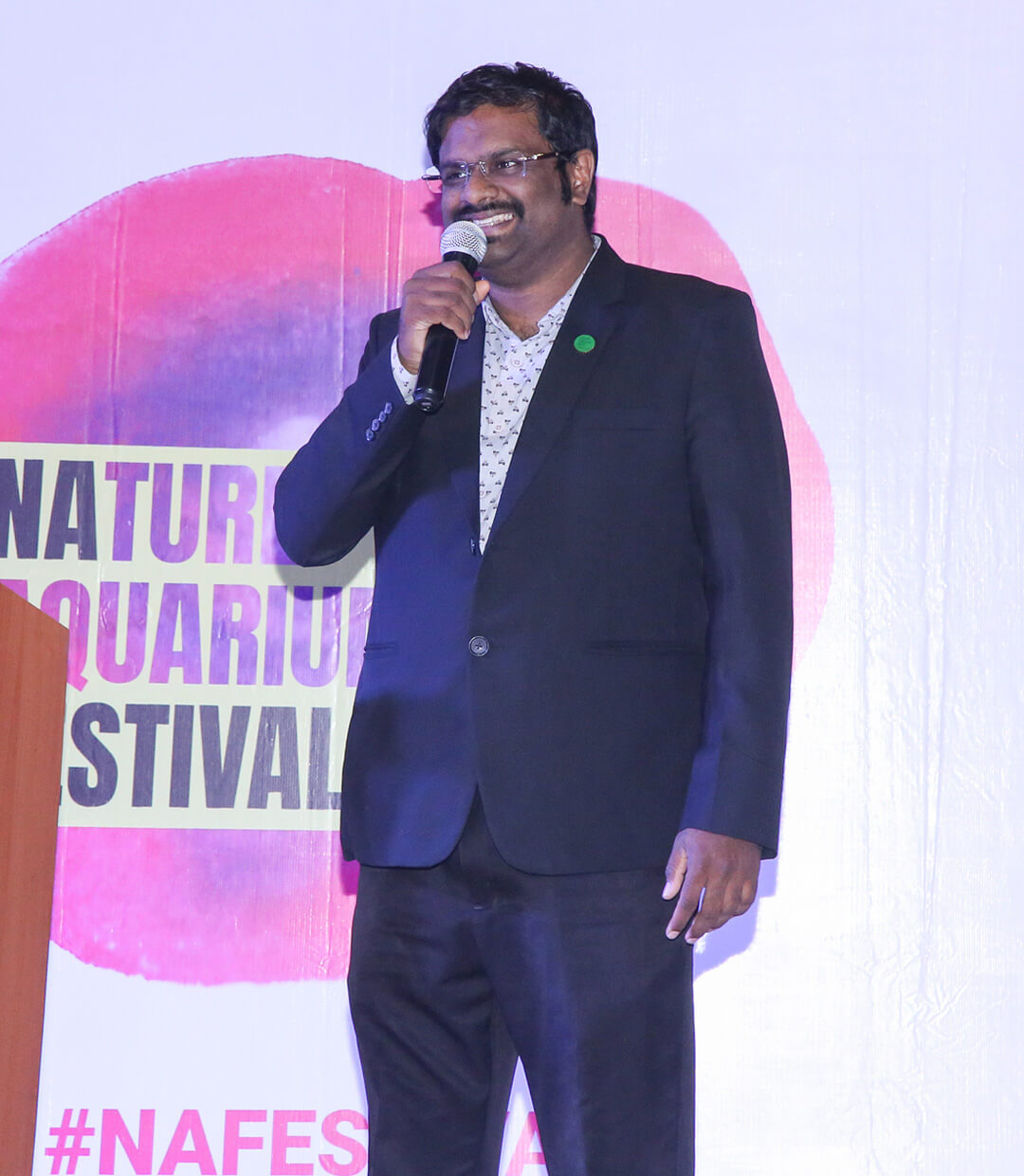 The Nature Aquarium Festival was held to celebrate the artistic expression of Nature – Aquascaping in India