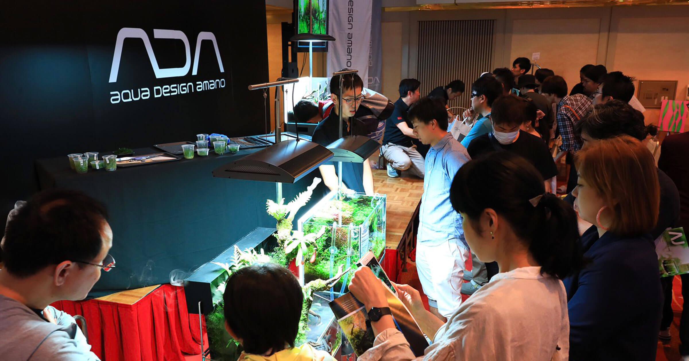 Report of the Layout Seminar at Aqua Garage Nagoya