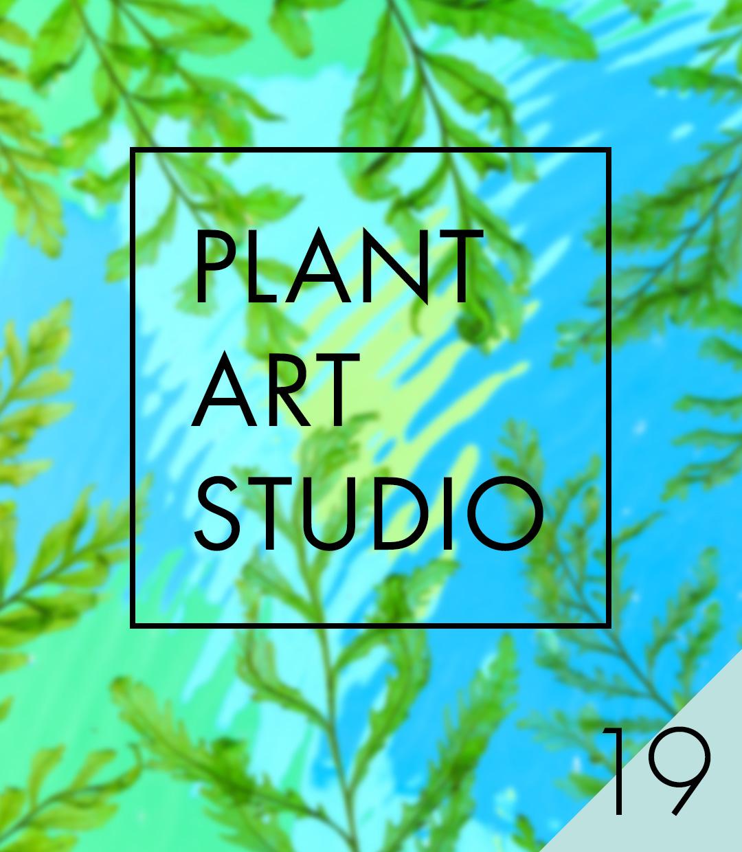 Plant Art Studio #20