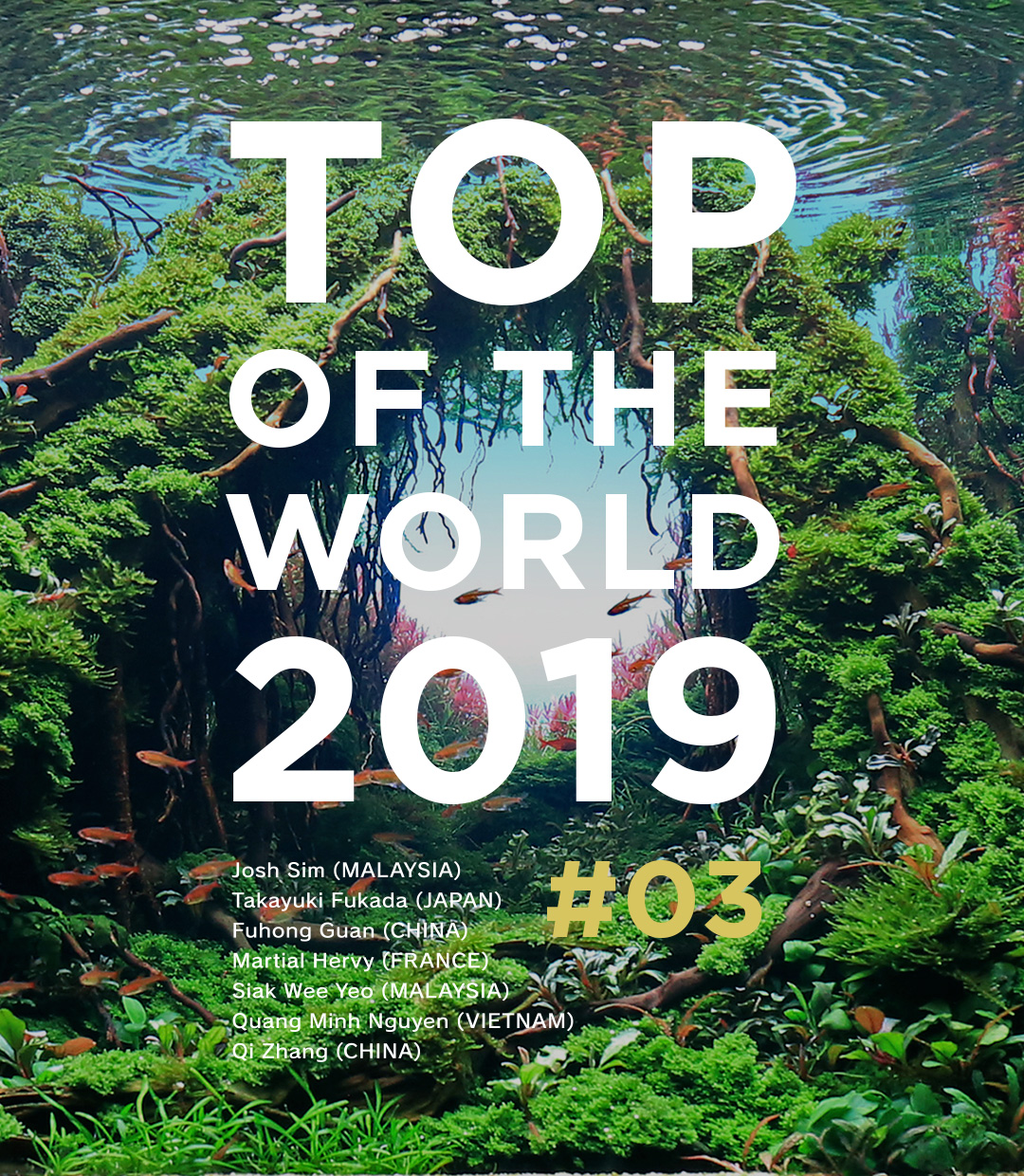 TOP OF THE WORLD 2019 #03
