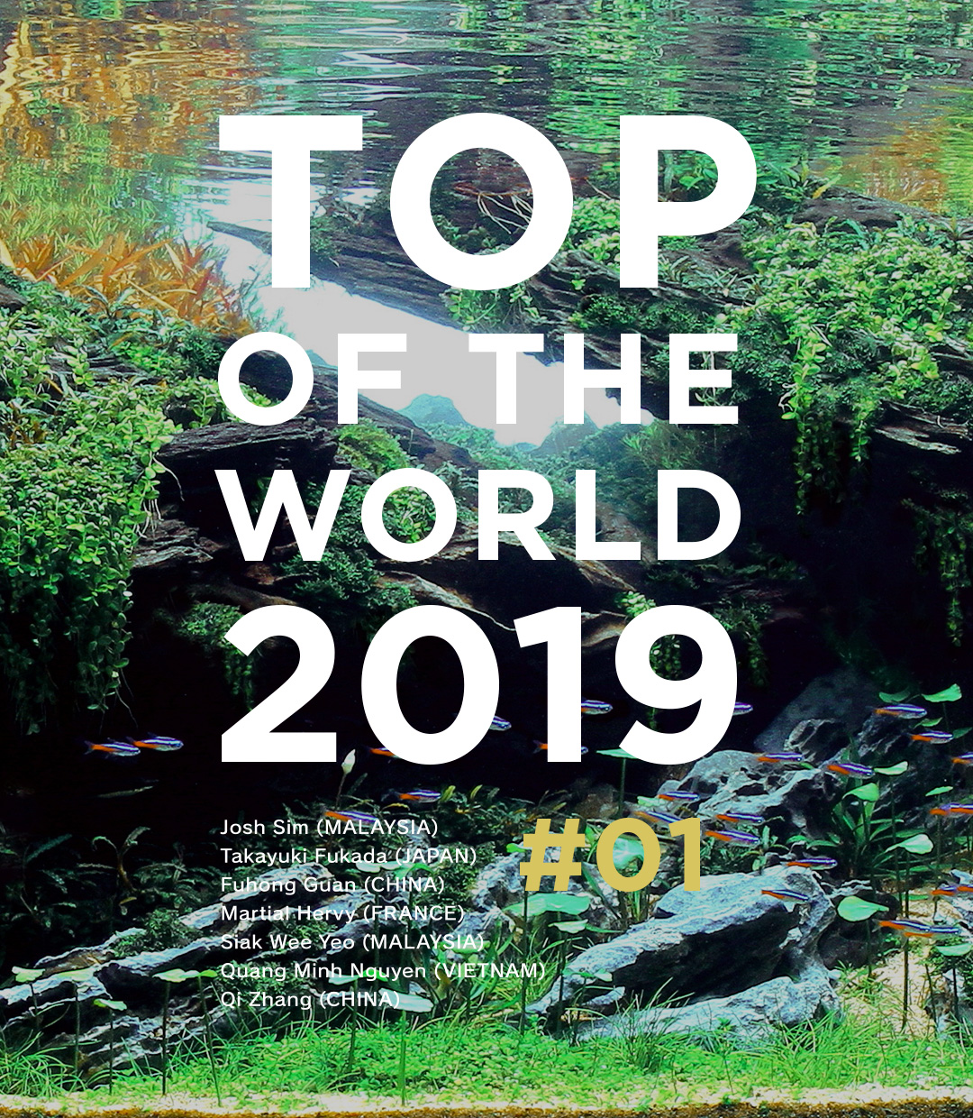 TOP OF THE WORLD 2019 #01