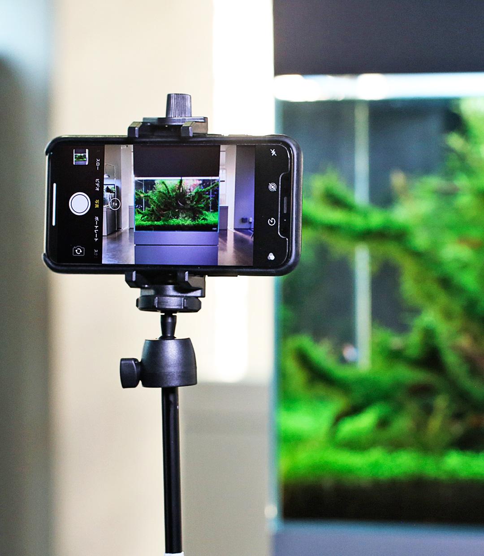 """【IAPLC】Techniques for taking beautiful pictures of planted aquarium """"Smartphone version"""""""