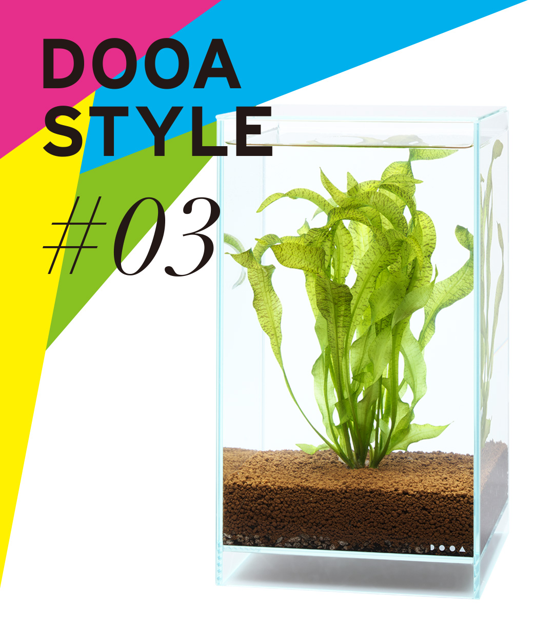 DOOA STYLE #3 'An aquatic appearance'