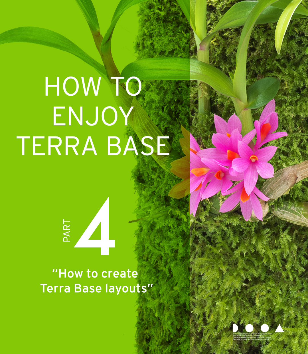 "HOW TO ENJOY TERRA BASE ""How to create Terra Base layouts"""