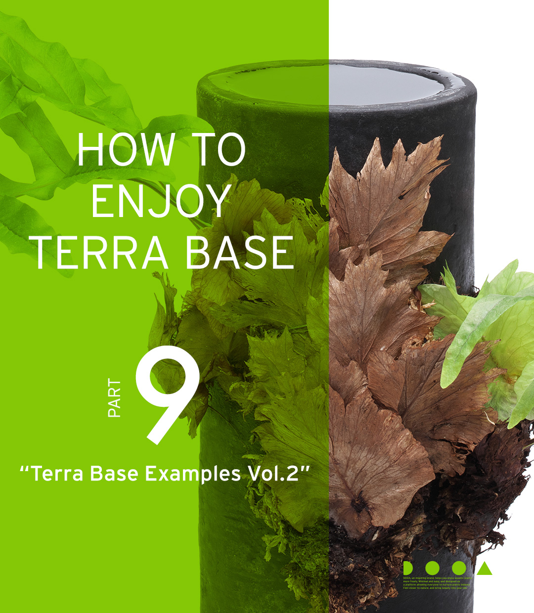 "HOW TO ENJOY TERRA BASE ""Terra Base Examples Vol.2"""